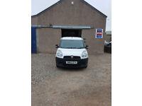 Fiat Doblo 16V Multijet D Maxi Van 2010 '60 Plate White L/W/B £2850 + VAT