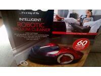 PIFCO Robotic Vacuum Cleaner boxed