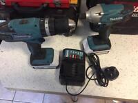 Makita drill duo set