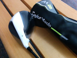 Driver taylormade M2 2017 drotier neuf