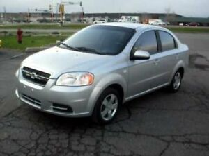 2008 Chevrolet Aveo (SAFETIED)