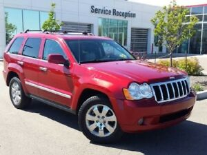 2010 Jeep Grand Cherokee Limited, Power Heated Seats, Sunroof, B