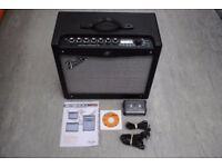 Fender Mustang III V1 with Footswitch £215
