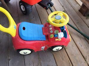 Used kids cars