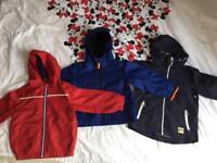 Boys of bundle raincoat 3-4 years