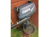 Yamaha outboard 🚤