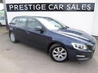 VOLVO V60 1.6 D2 BUSINESS EDITION 5d 113 BHP (blue) 2014