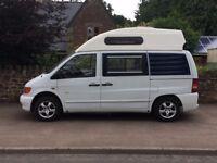 Mercedes Benz Vito 2 berth Campervan