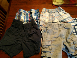 Boys shorts 18-24 months
