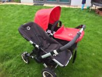 Pre-loved Bugaboo DONKEY (Mono w/duo extension seat)
