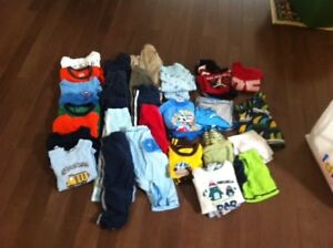 Boys clothing in excellent condition