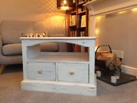 Solid Wood TV Cabinet shabby chic