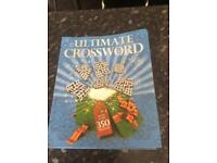 CROSSWORD BOOK BRAND NEW