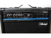 VANTAGE VB30 amp (guitar mic)