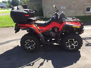 Can am outlander 2011 800r neg