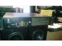 RHINO pa amplifier