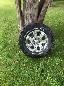 """18 """" Ford rims"""