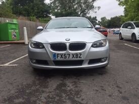 BMW E92 330d Coupe, Automatic