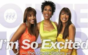 The Pointer Sisters .. Friday Night