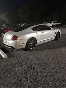 BAD ASS BENTLEY