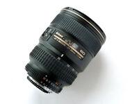 NIKON AF-S 17-35 mm. f2.8 ED zoom lens