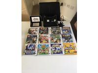 Nintendo 3DS XL + 12 games