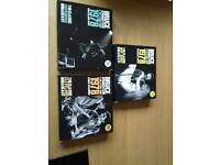 Bruce springssteen 3 CD boxes 3cds in each box