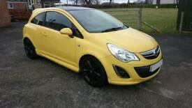 * REDUCED* Vauxhall Corsa 1.2 Limited Edition