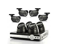 8 camera cctv camera systm ask fr more details