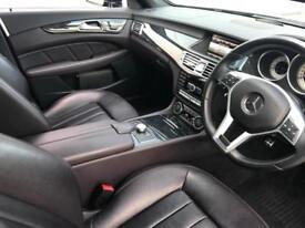 2013 13 Mercedes-Benz CLS350 3.0 CDI Blue F 7G-T Plus Sport AMG + BLACK +