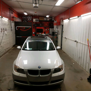 BMW 328xi manual (open too trades aswell)