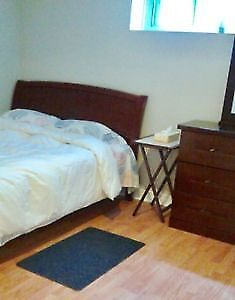 1 Bedroom Basement Apartment near Warden Ave and Lawrence Ave E