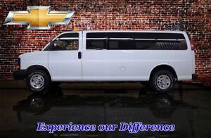 2008 Chevrolet Express LS EXTENDED CARGO VAN
