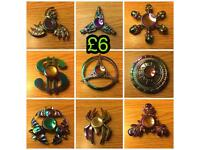 RAINBOW METAL FIDGET SPINNERS (RARE) (EXCLUSIVE)