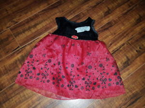 """Sweet Treasures"" size 6 months dress"