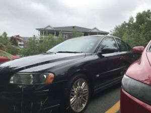 Volvo S60 2005 2.5T! $5900 fully loaded