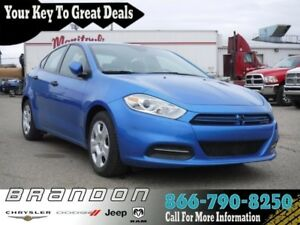 2016 Dodge Dart SE - Low Mileage, Manual, Air Conditioning, and