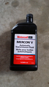 Ford Motorcraft Mercon V Automatic Transmission  Fluid