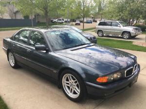 2000 BMW 7-Series 740iA Sedan