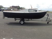 16 ft boat with outboard
