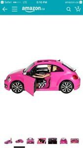 Barbie Volkswagen Beetle