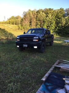 2005 Chevrolet 2500 HD Duramax