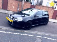 R32 BLACK ALLOYS Fit GOLF AUDI VW SEAT £250
