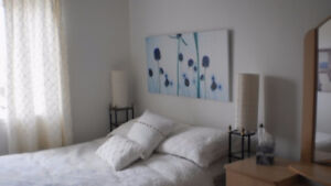 Beautiful one bedroom room  in home in gated community pierrefon