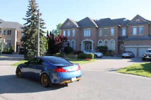 Infiniti G35 Coupe For Sale, Brand new condition and babied
