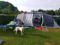Sunncamp Shadow 800 8 Man tent