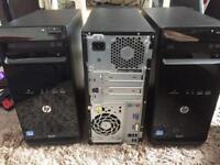 HP-Pro 3500 microtower PC