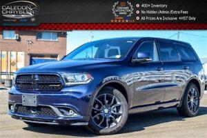 2016 Dodge Durango R/T|AWD|Navi|Sunroof|Backup Cam|Bluetooth|Bli