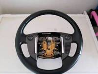LAND ROVER DISCOVERY 4 STEERING WHEEL