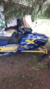 2002 Polaris edge xcsp 800
